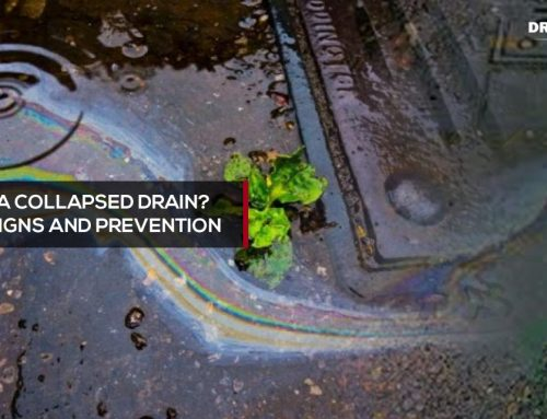 What is a Collapsed Drain? Cause, Signs and Prevention