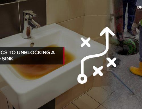 DIY Tactics to unblocking a blocked sink